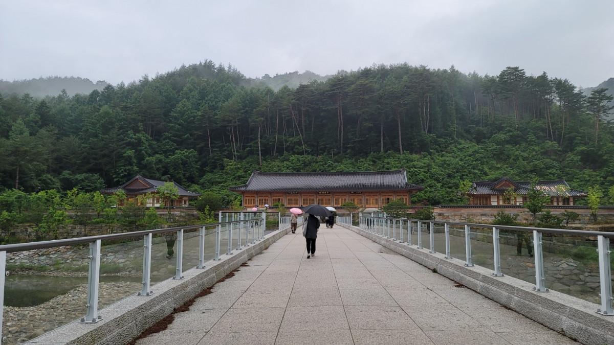 [하트스마일명상] 오대산자연명상마을 옴뷔에서 개최된 33회 프로그램 참여