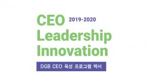 [DGB CEO 육성프로그램] 한국 금융기업의 새 모델 창조, 그 여정에 함께한 보람과 자부심